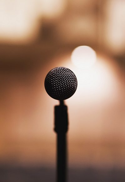 Ever wanted to know how to excel at public speaking? Now is your chance.